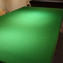 housse billard vert anglais